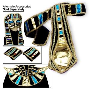 Egyptian Belt - Black / One Size