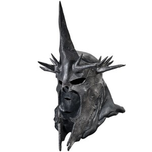 Witch King Mask - Lord of the Rings - Black / One Size