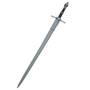 Aragorn Sword Adult - Lord of the Rings - Gray / One Size