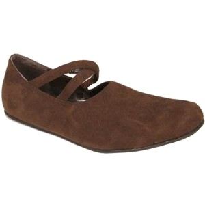 Renaissance Adult Shoes - Brown / Large (12-13)