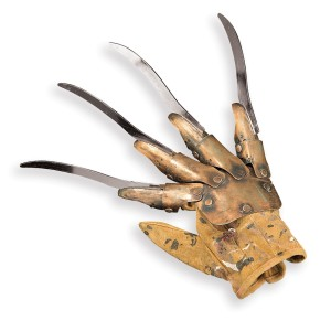 Deluxe Freddy Metal Glove - Brown / One Size