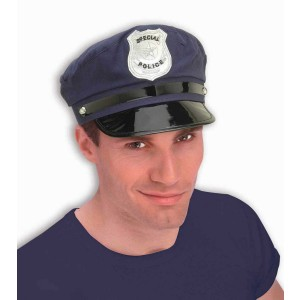 NYPD Police Officer Hat Adult