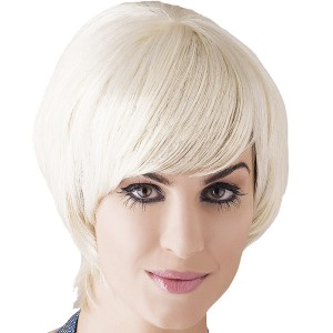 60's Pop Icon Wig Blonde