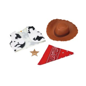 Disney Toy Story - Woody Accessory Kit - Brown / One Size
