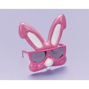 Rabbit Sunglasses Asst. 1 count - Pink