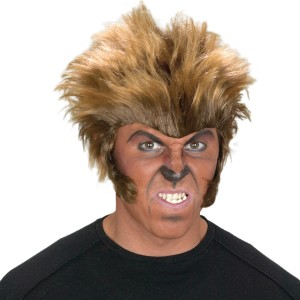 Big Bad Wolfman Wig