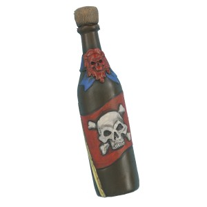 Pirates Bottle Of Rum - Brown / One Size