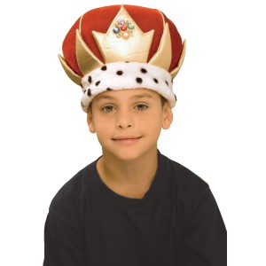 King's Crown Child - Gold / One Size