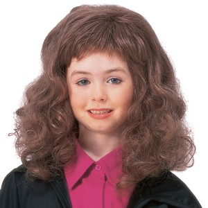 Harry Potter - Hermione Granger Child Wig - Brown / One Size