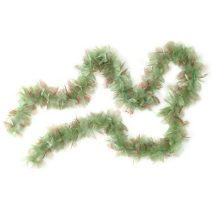 Seaweed Boa 72'' - Green / One-Size