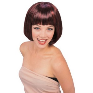 Super Model/Mod Wig Red - Red / One Size