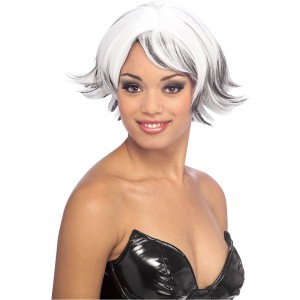 Venturous Storm Adult Wig - White / One Size