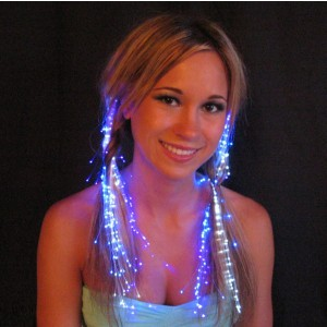 Glowbys Blue Hair Accessory - Blue