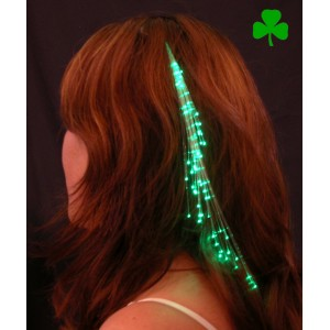 Glowbys Green Hair Accessory - Green