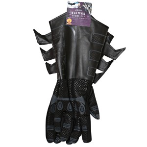Batman The Dark Knight Rises Adult Gauntlets - Black / One-Size