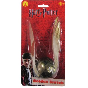 Harry Potter - Golden Snitch - Gold / One Size