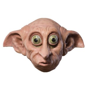 Harry Potter - Dobby Mask Child - Tan / One Size