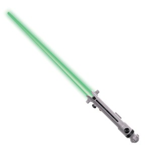 Star Wars Clone Wars Ahsoka Lightsaber - Green / One Size