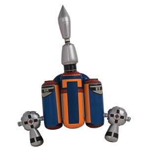 Star Wars Jango Fett Inflatable Jetpack - Blue / One-Size