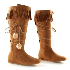 Dakota Tan Adult Boots - Tan / 8