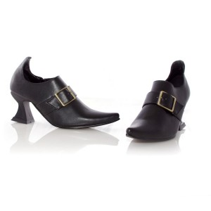 Hazel Child Shoes - Black / Small (11-12)