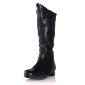 Shazam Black Child Boots - Black / Large (2-3)