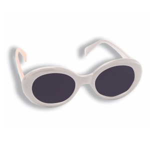 Mod White Sunglasses - White / One-Size