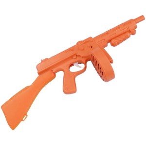 Orange Machine Gun - Orange / One Size