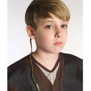 Star Wars Jedi Braid - Brown / One Size