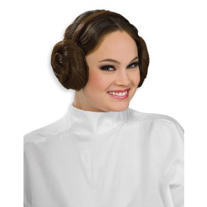 Star Wars-Princess Leia Headband - Brown / One-Size