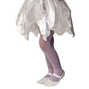 Lavender Sparkle Tights - Child - Purple / Small