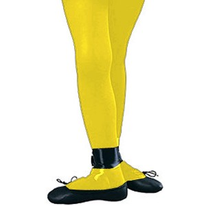 Yellow Tights - Child - Yellow / Large