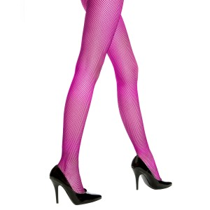 Fishnet Pantyhose - Adult - Green