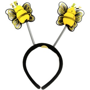 Bumble Bee Child Antenna - Yellow / One-Size