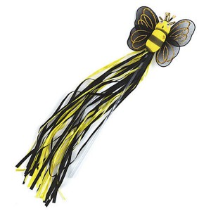 Buzzy Bee Wand - Yellow / One Size