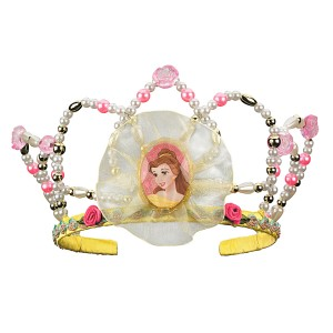 Disney Belle Child Tiara - Yellow / One-Size