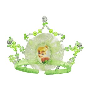 Tinker Bell Child Tiara - Green / One Size