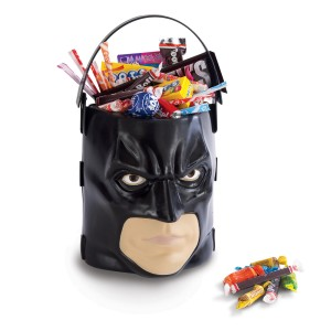 Batman The Dark Knight Rises Treat Pail - Black / One Size