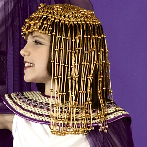 Cleopatra Headpiece - Gold / One-Size