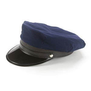 Police Officer Child Hat - Blue / One Size