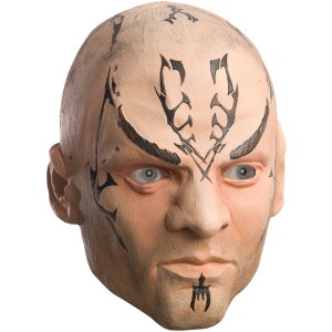 Star Trek Movie 2009 Nero Mask Adult