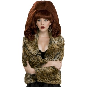 Big Red Auburn Adult Wig - Red / One Size