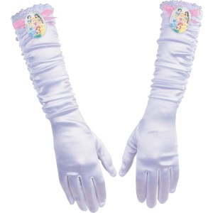 Disney Princess Child Gloves - White / One Size