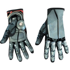 Transformers Optimus Prime Child Gloves - Silver / One Size