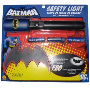 Batman Brave & Bold - Batman Accessory Kit - Black / One Size