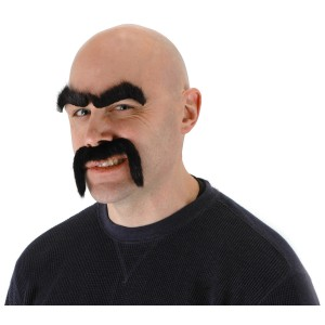 Tough Guy Adult Facial Fur