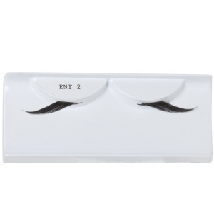 Black Glamorous Eyelashes with Case