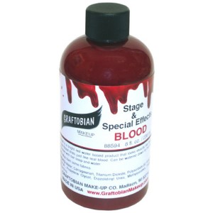 Stage Blood 8 oz. - Red / One-Size