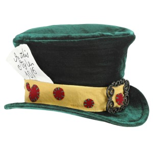 The Madhatter Child Hat - Brown / One-Size