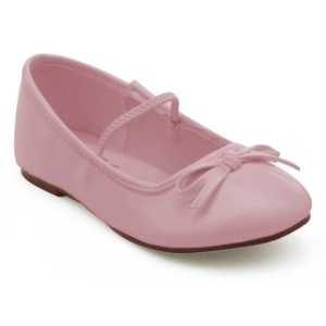 Ballet Pink Child Shoes - Pink / Large (2/3)